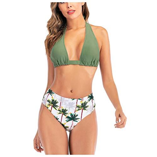 Bikini de braga alta tropical
