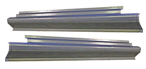 Motor City Sheet Metal - Compatible With 1989 1990 1991 1992 1993 1994 1995 TOYOTA PICKUP 2 DOOR ROCKER PANELS NEW PAIR