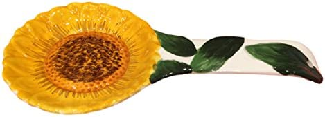 Top 10 Best sunflower spoon rest Reviews