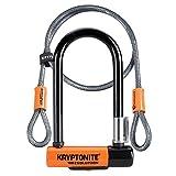 KRYPTONITE(クリプトナイト) Evolution Mini-7 U字ロック&120cmフレックスケーブル