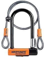 Kryptonite U Evolution Mini-7 U-Lock 2018 + cable Flex 4'