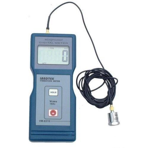VM6310 Digital Vibration Meter Tester
