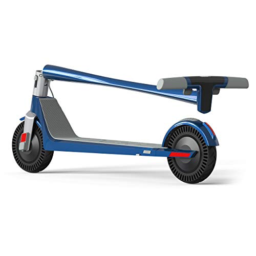 UNAGI Model One E500 - Dual Motor Folding Electric Scooter - 20 mph - 26 lbs - Cosmic Blue