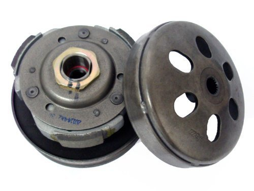Rear Clutch Set 150cc 4 Stroke GY6 157QMJ Scooter Moped ATVs (1320)
