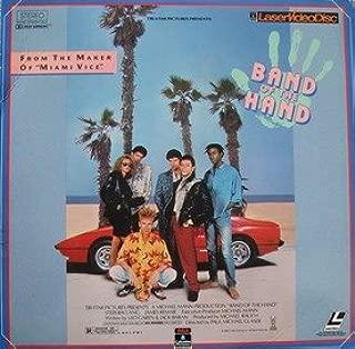 Band Of The Hand LASERDISC (NOT A DVD!!!) (Full Screen Format) Format: Laser Disc