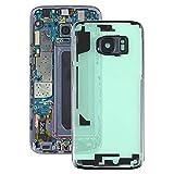 YPZHEN - Carcasa trasera transparente de la batería con la cámara fotográfica Lens Cover para Samsung Galaxy S7 / G930A G930F SM-G930F (transparente) Repair Parts (color: Transparent)