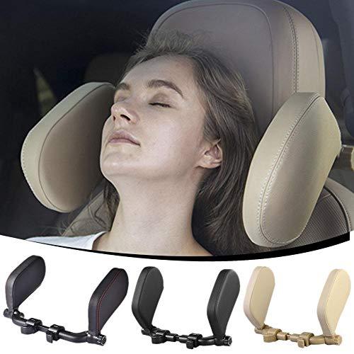 IXL Cuscino per Auto Seggiolino Auto Poggiatesta per Bambini e Adulti Resto da Viaggio Cuscino per Collo Seggiolino Auto per Bambini Poggiatesta...