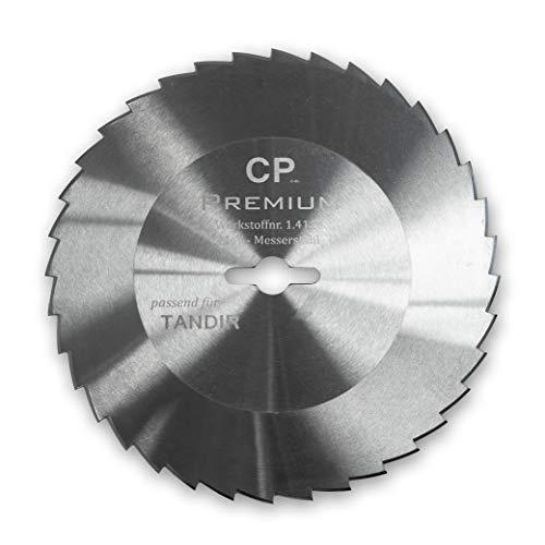 Kreismesser Rundmesser Dönermesser,Kebapblade für Tandir 120 Gezahnt