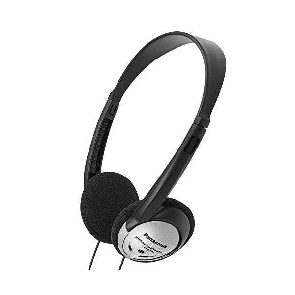 Panasonic Lightweight Headphones with XBS Port 3