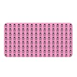 BIOBUDDI Base Plate-Light Pink Bloques de construcción, Color Rosa Claro (BB-0017LP)