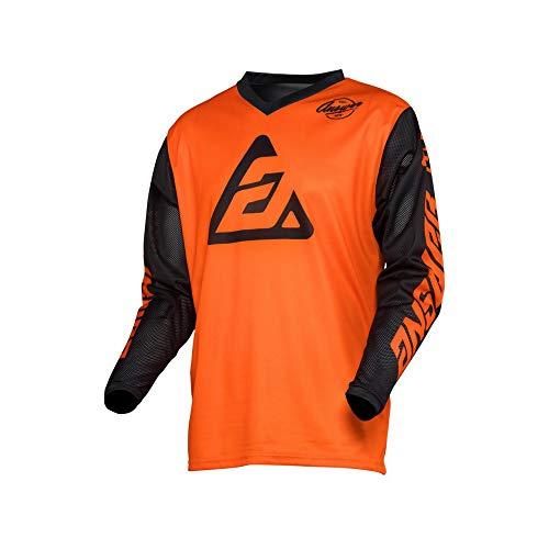 Answer Arkon Bold shirt oranje/zwart maat S