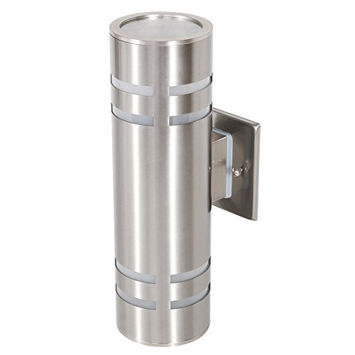 Tengxin Outdoor Wall Sconce Waterproof Wall Light Fixture Porch Light,Wall Mount Light, Stainless Steel 304 Outdoor Wall Light, UL Listed, Suitable for Garden & Patio Lights.