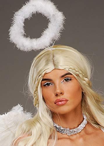 Moelleux Halo d'ange blanc