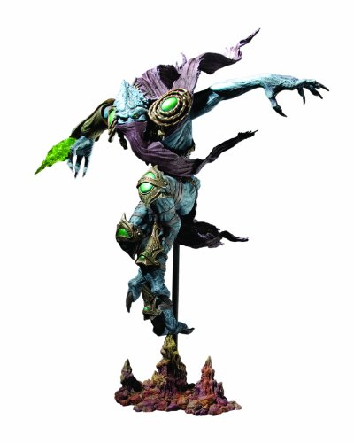 DC Unlimited Starcraft Premium Series 1 Collectible Figure: Zeratul