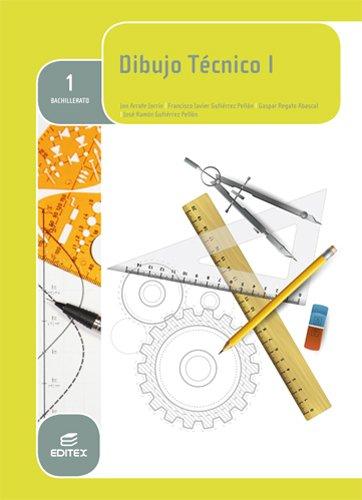 Dibujo técnico 1º Bachillerato (LOMCE) - 9788490785003