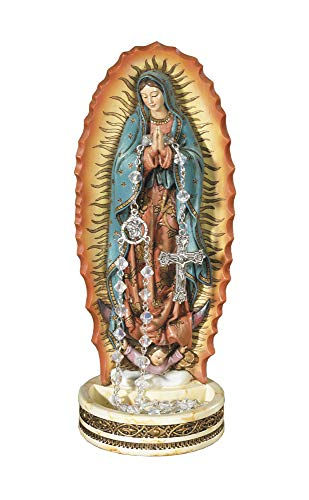 Our Lady of Guadalupe Rosary Holder: Rc783