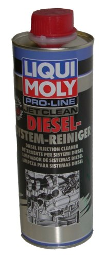 LIQUI MOLY 5154 Pro-Line JetClean Diesel-System, 500 ml