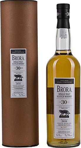 Brora 30 Years Old mit Geschenkverpackung Whisky (1 x 0.7 l)