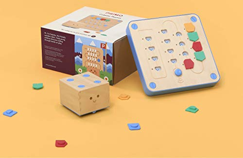 Primo Toys 1 Cubetto Playset Coding Toy