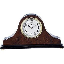 Howard Miller Baxter Table Clock 645-578 – Modern with Quartz Movement