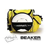 MVP Disc Sports MVP Beaker Competition Disc Golf Bag - Yellow