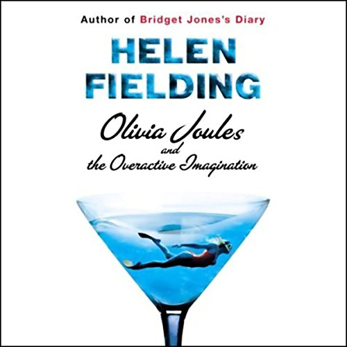 Olivia Joules and the Overactive Imagination audiobook cover art