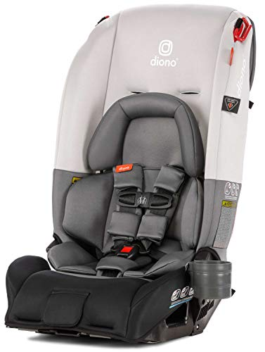 Great Features Of Diono Radian 3RX All-in-One Convertible Car Seat, Light Grey