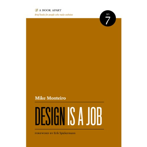 Design Is a Job audiobook cover art