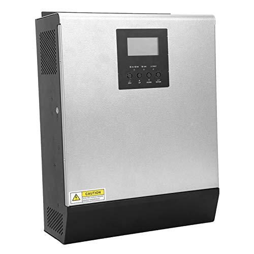 Cargador multifuncional MPS-3K MPPT Inversor solar fotovoltaico de arranque en frío 3KVA 2400W para batería de electrodomésticos(25A)