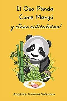 El Oso Panda Come Mangú  Spanish Edition