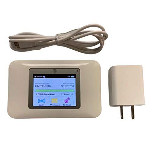 Plum NetGear AC770S Mobile Hotspot WiFi, Modem, Router, 4G LTE GSM...