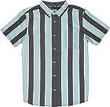 Element Camisa Icon Stripes - Algodón Hombre Talla: Medium