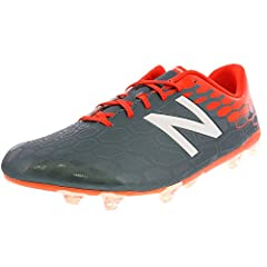 New Balance Visaro 2.0 Control FG Football Boots - Adult - Tornado/Alpha Orange