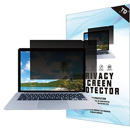14''W Inch Privacy Screen Filter for Widescreen Laptop - Anti-Glare, Blocks 96% UV,Anti-Scratch with 16:9 Aspect Ratio