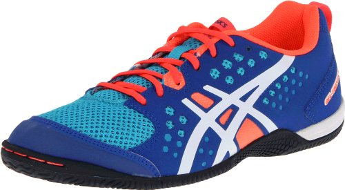 ASICS Women's GEL-Fortius Cross-Training Shoe,Delphenium/White/Maui Blue,9 M US