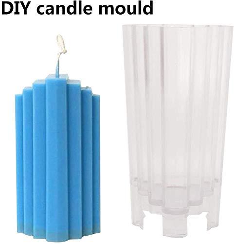 Angewandt auf die Herstellung von Kerzen Art DIY Aromatherapie Kerze Form handgemachte Eisberg Kerze Haltbarkeit Geschenk Paraffin / Wachs / Bienenwachskerzen