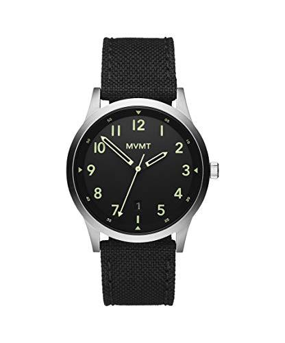 MVMT Reloj Analógico para Hombre de Cuarzo con Correa en Lona 28000013-D