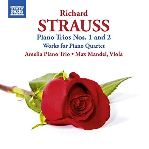 Richard Strauss : Trios avec piano n° 1 et n° 2