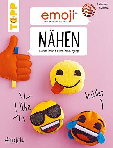 Emoji Nähen: Genähte Emojis für jede Stimmungslage