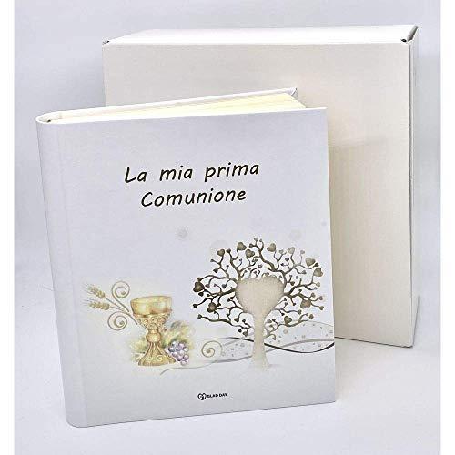 Publilancio srl Album Fotografico 20x25 cm LA MIA Prima Comunione Made in Italy