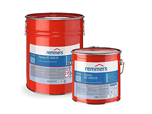 Remmers Epoxy BS 3000 M - farbige Versiegelung