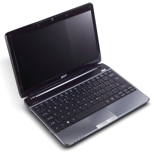 Acer Aspire 1810TZ-412G32n 29,5 cm (11,6 Zoll)  (Intel Pentium SU4100 1,3GHz, 2GB RAM, 320GB HDD, Intel GMA 4500MHD, Win 7 HP) diamantschwarz