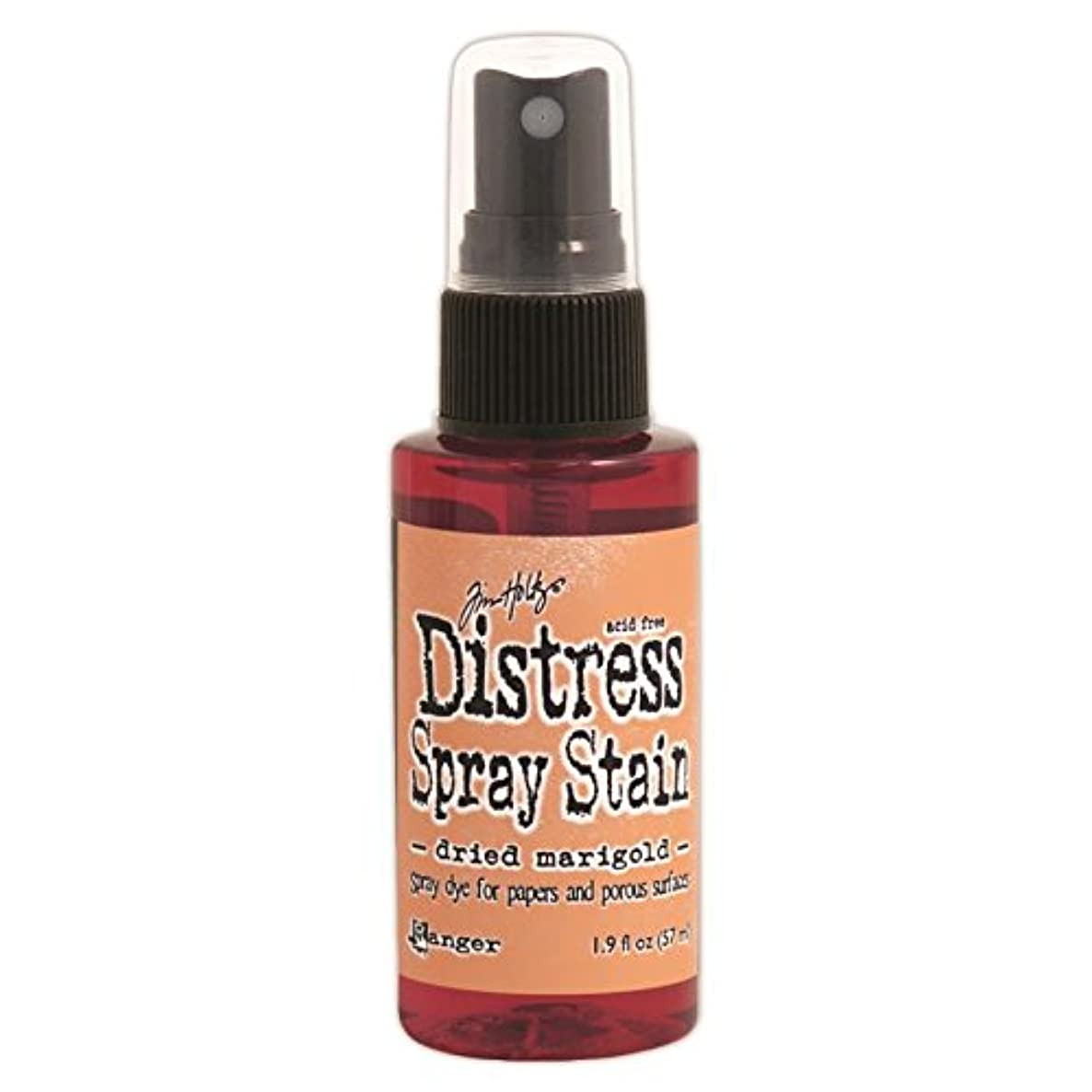Ranger Tim Holtz Distress Spray Stains Bottles, 1.9-Ounce, Dried Marigold