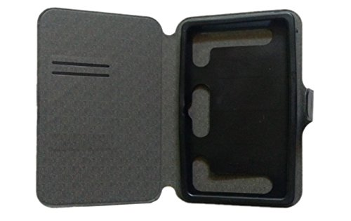 KANICT Tablet Leather Flip Case Cover Compatible for Xolo Play Tegra Note (Black)