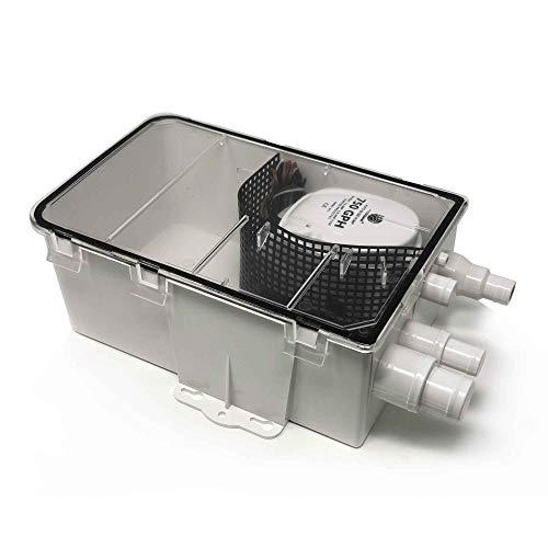 Five Oceans Shower Sump System Pump 750GPH, 12V FO-3611