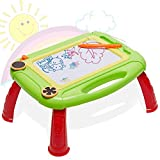 HahaGift Birthday Gifts for 3 1 2 Year Old Boys Girl Toys Age 2 1 3, Magnetic Magna Doodle Drawing Board for Toddlers Kids Toys for 3 2 1 Year Old Girls Boy Gifts Age 1 2 3, Best Birthday Present