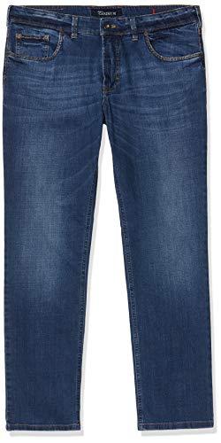 Atelier GARDEUR Herren Bill Straight Jeans, Blau (Dunkelblau 168), W36/L34 (Herstellergröße:36/34)