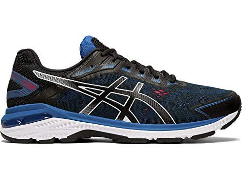 ASICS Men's GT-2000 7 Running Shoes, 10M, Black/Black