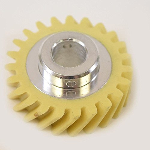 PART # W10112253 OR AP4295669 OR 4162897 GENUINE FACTORY OEM ORIGINAL MIXER WORM GEAR FOR KITCHENAID WHIRLPOOL by KITCHENAID / WHIRLPOOL