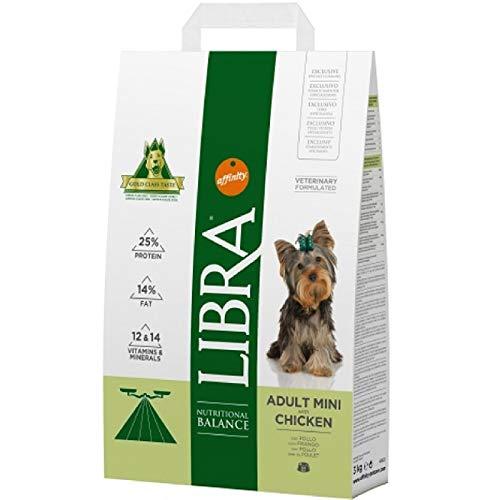Libra - Croquetas para Perro (Adulto, 3 kg)